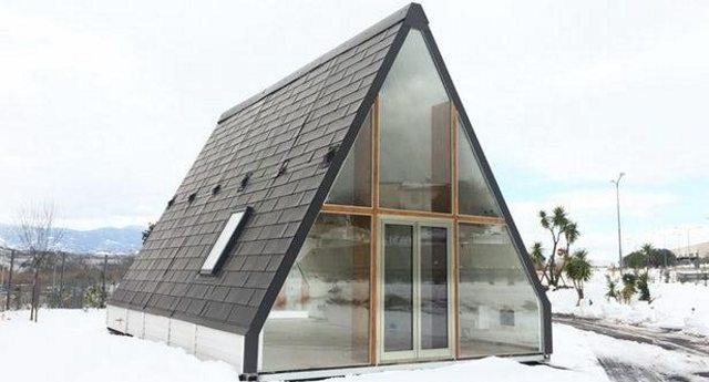 MADi, la casa prefabbricata in legno - Ecologica ed a prova di terremoto
