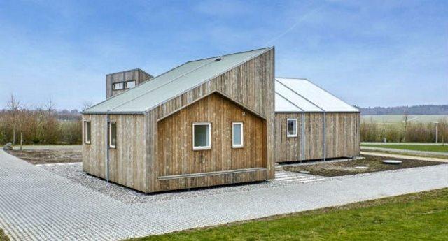 ...E la Norvegia inaugura la prima casa biologica del mondo - Avrà impatto zero sull'ambiente.