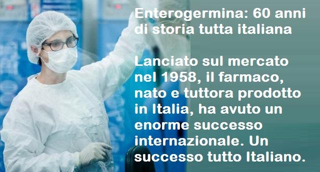 Enterogermina: 60 anni di storia tutta italiana