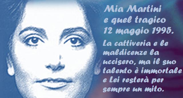 Mia Martini, ventitré anni dopo quel tragico 12 maggio 1995. La cattiveria e le maldicenze la uccisero, ma il suo talento è immortale e Lei resterà per sempre un mito.