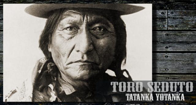 20 luglio, una data triste per gli Uomini Liberi - Il 20 luglio 1881 anche Toro Seduto fu costretto ad arrendersi all'arroganza dei visi pallidi...!