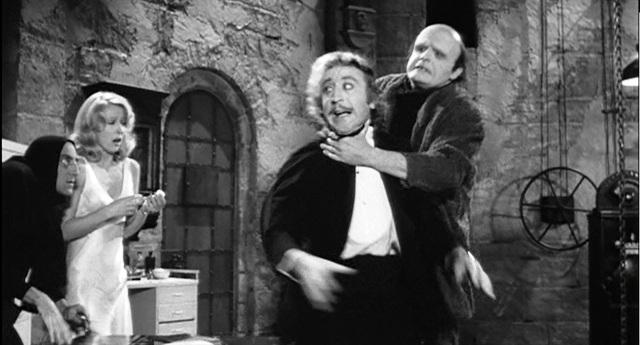 Un cult: Frankenstein Junior – Quattro sillabe… SEDADAVO!