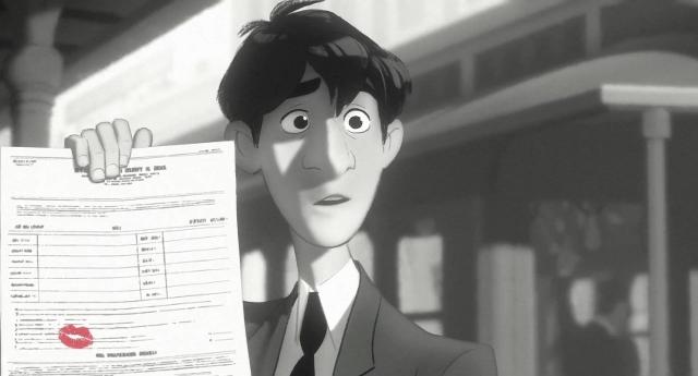 Paperman – Godetevi questo breve cartone di Walt Disney vincitore dell'Oscar come miglior cortometraggio d'animazione nel 2012 …E diteci se non è un vero piccolo capolavoro. STUPENDO...!