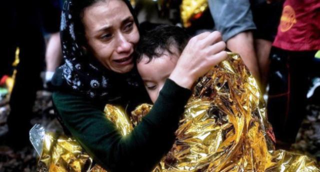 Lettera di una mamma siriana al suo bimbo morto in mare...