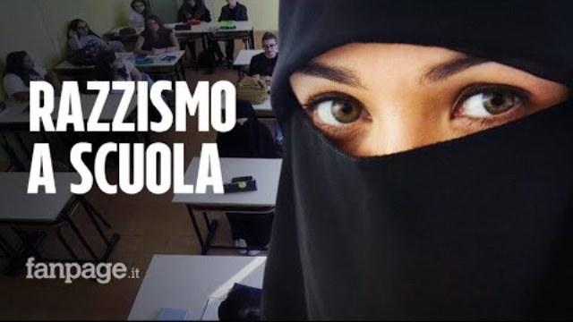 Esperimento Sociale - Il Prof razzista attacca studentessa musulmana. La reazioni dei compagni... E se alla fine del video vi scappa la lacrimuccia non vergognatevi: siete ancora umani...!
