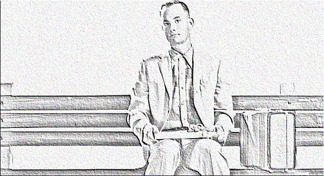 Amarcord - 23 giugno 1994, Forrest Gump compie 25 anni - Il racconto di trent'anni di Storia aspettando il bus sulla panchina...