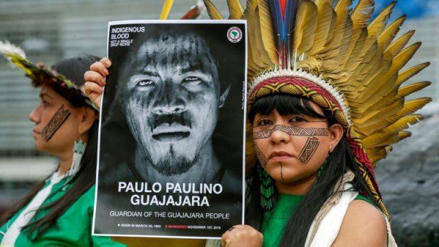 Amazzonia: i Guardiani della Foresta lottano, e muoiono, per tutti noi