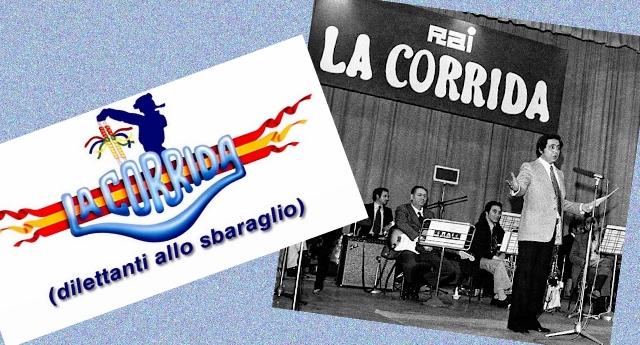 4 gennaio 1968 - Debutta in radio, sul Secondo Programma Rai, La Corrida dell'indimenticabile Corrado