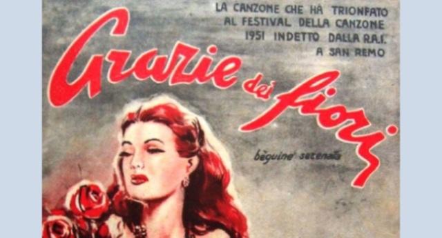 Amarcord - 29 gennaio 1951, il primo Festival di Sanremo - Da un semplice tentativo di rilancio turistico ad evento musicale entrato nel nostro costume - Amato o odiato, sempre messo in discussione, resta comunque un appuntamento fisso degli Italiani.