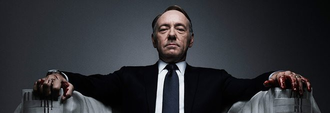 House of Cards chiude i battenti: la decisione di Netflix dopo le polemiche su Kevin Spacey