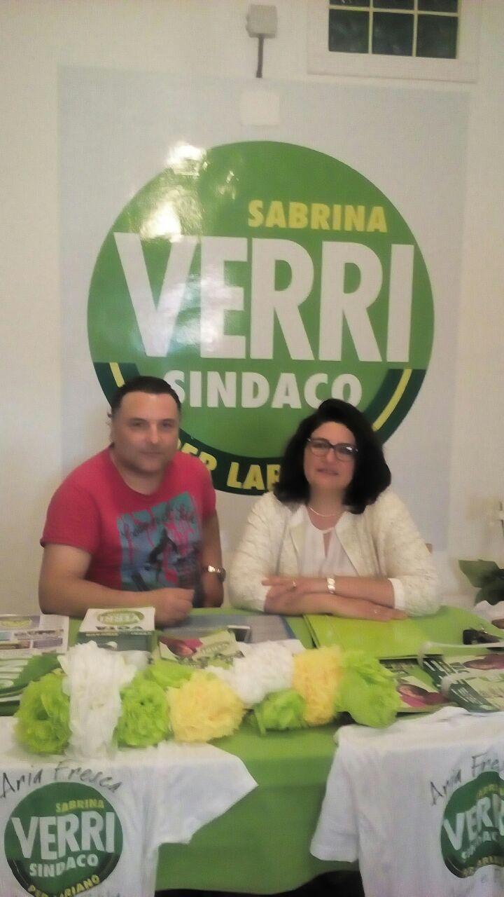 Italia dei Diritti a Lariano sostiene la candidatura a Sindaco della professoressa Sabrina Verri