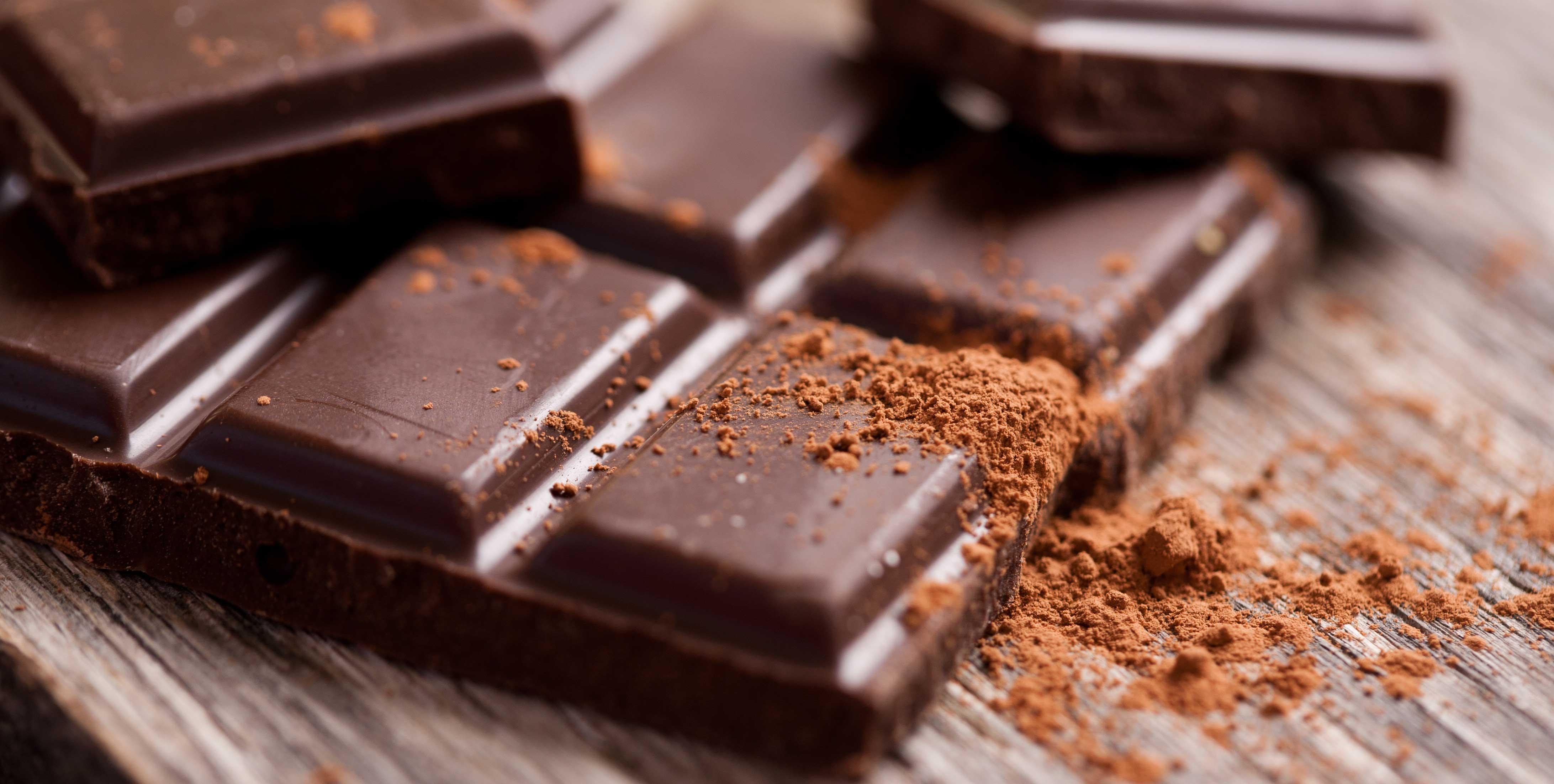 Dieta del cioccolato.