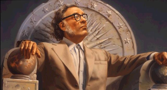 Razza di deficienti! Il brevissimo, divertente, fantastico racconto di Isaac Asimov