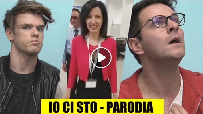 """Parodia dei Ipantellas sul video di Banca Intesa """"Io ci sto"""""""