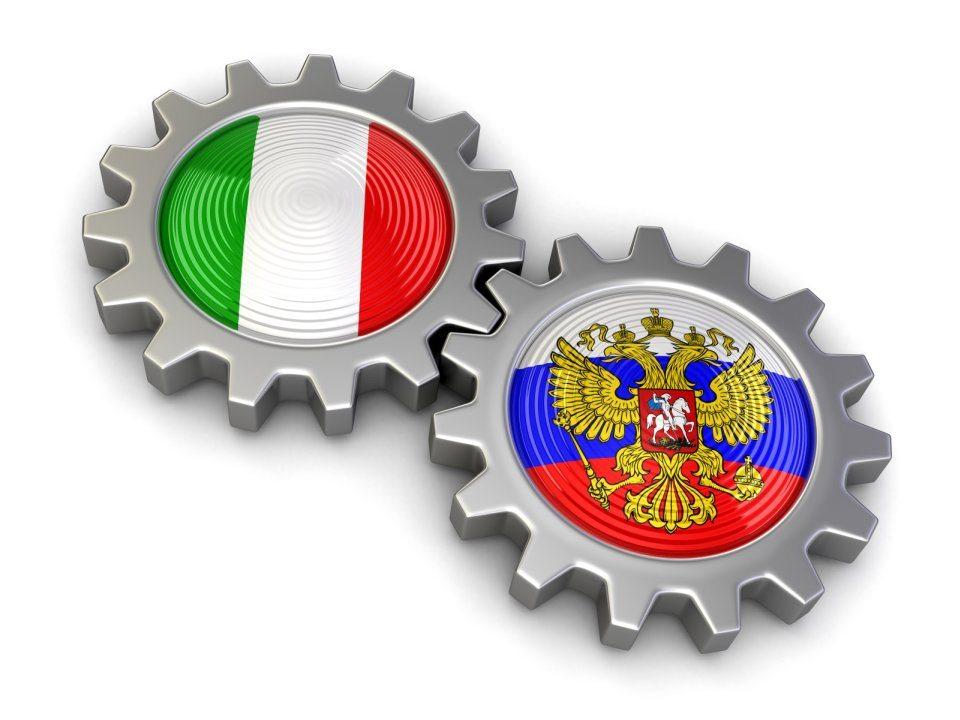 RUSSIA – ITALIA     SENSIBILE AUMENTO DELLE  IMPORTAZIONI DI PRODOTTI ITALIANI IN RUSSIA