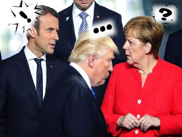 Interessanti considerazioni sulla politica USA e UE…