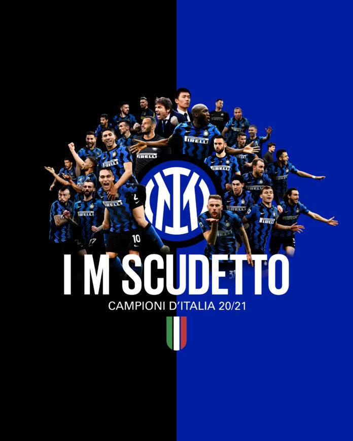 L'Inter è campione d'Italia. Scudetto n. 19