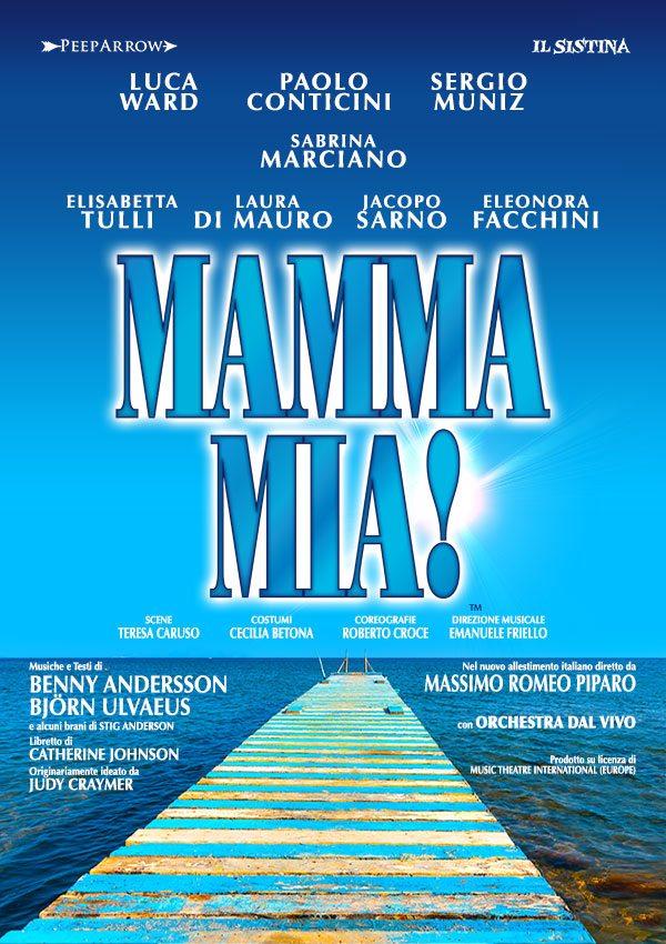 Mamma Mia il Musical