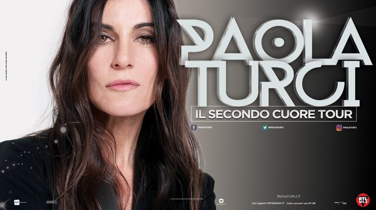 Teatro Colosseo: Paola Turci
