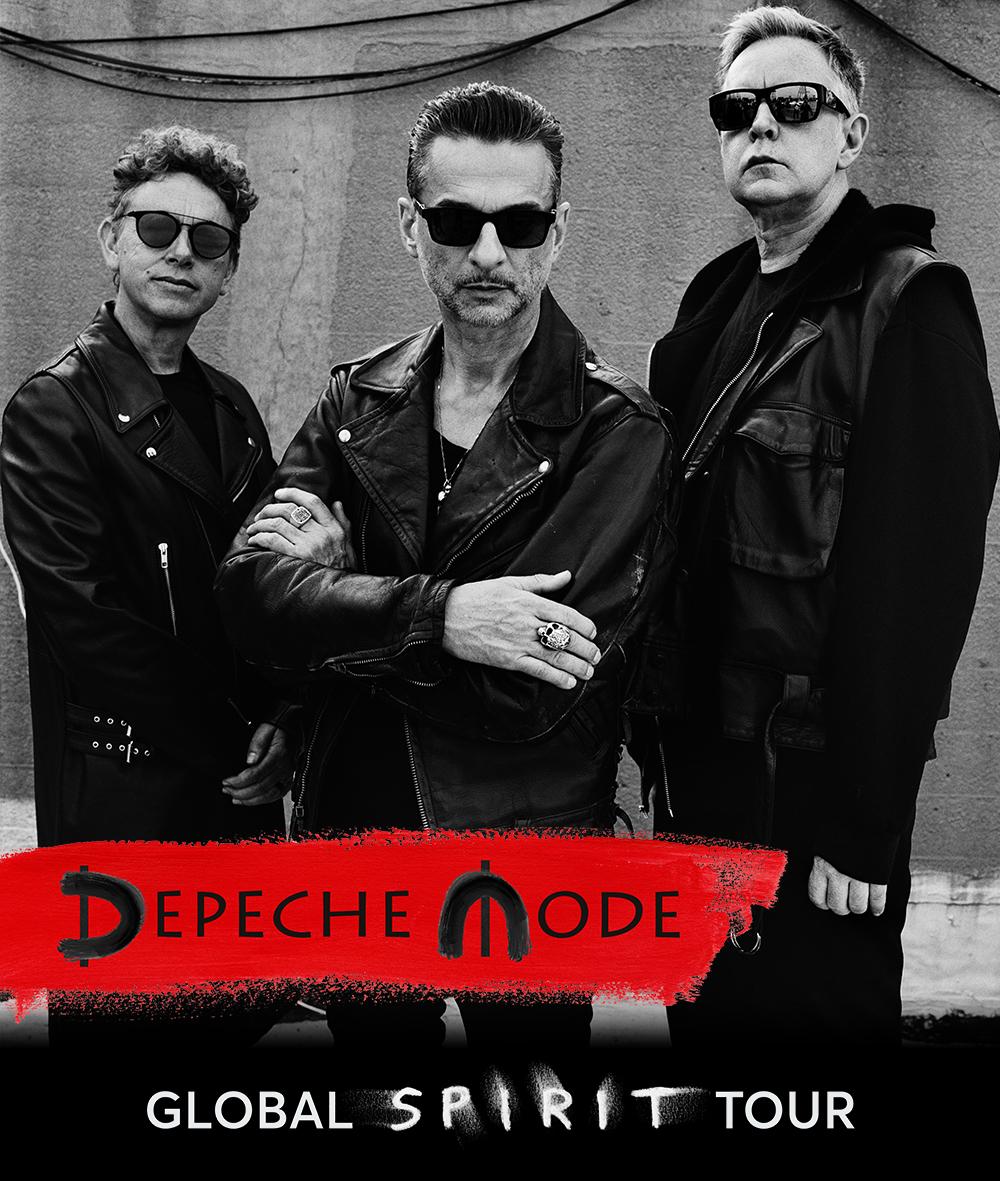 Depeche Mode in concerto a Torino