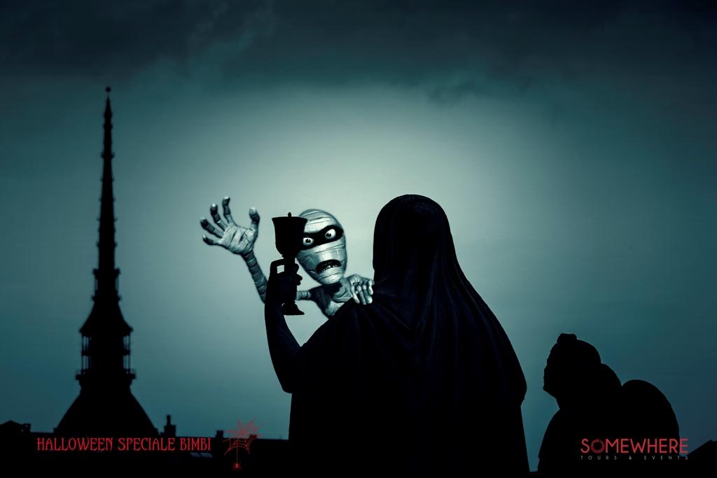 Halloween a Torino