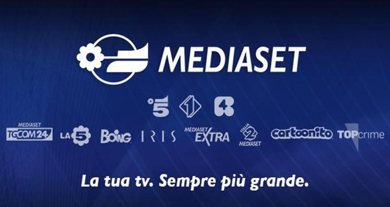 Dal 2 Gennaio 2019 i canali Mediaset sulla piattaforma satellitare Sky