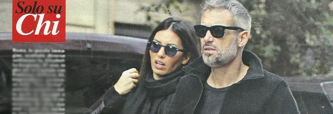 Elisabetta Gregoraci  presenta il suo nuovo fidanzato: eccola con l'imprenditore Francesco Bettuzzi