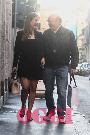 Massimo Boldi, ecco la sua nuova fidanzata: è Enrica Tarolla… e ha 41 anni meno di lui!