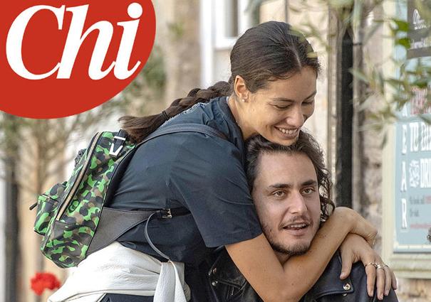 Marica Pellegrinelli innamorata, in vacanza con Charley Vezza a Woodstock