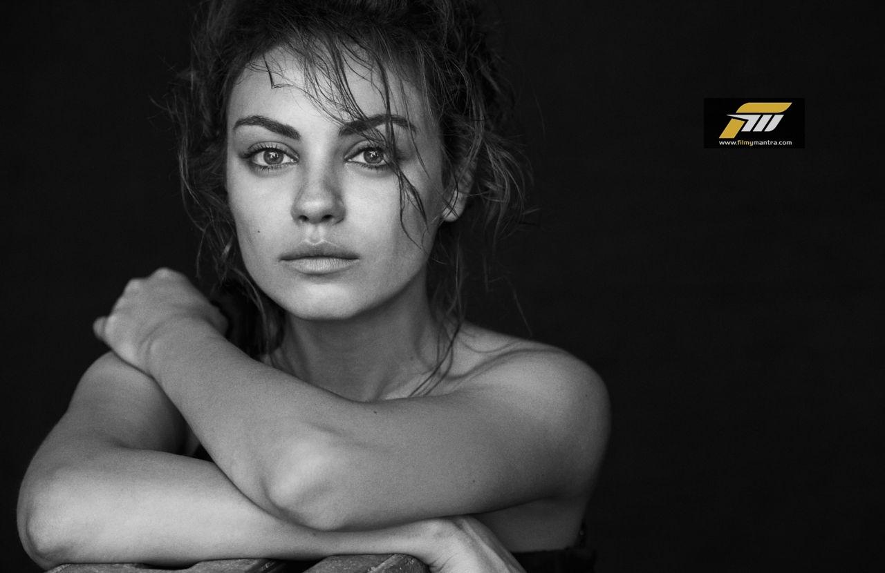 Mila Kunis struccata irriconoscibile: le foto spaventano il web