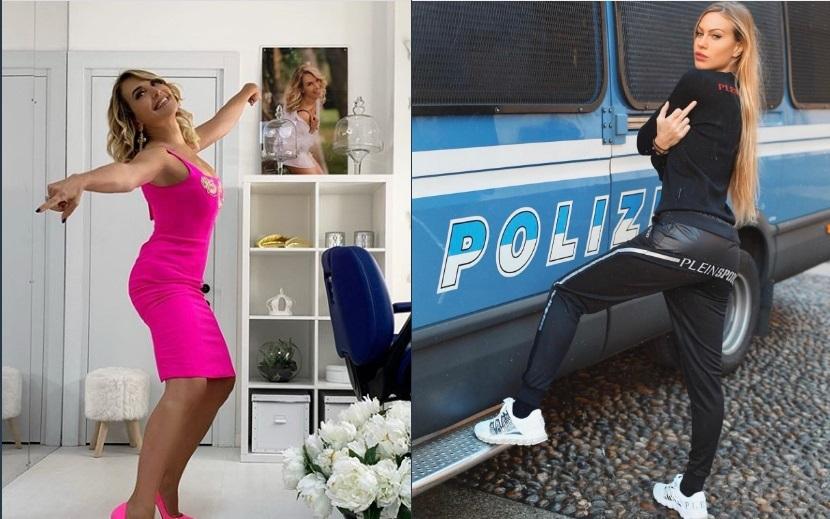 Barbara D'Urso furiosa con Taylor Mega dopo il dito medio alle forze dell'ordine: «Da me non verrai più»