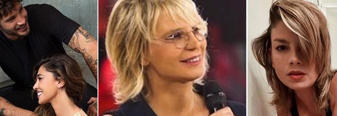 Maria De Filippi e il segreto di Stefano De Martino: «Ho detto io a Emma Marrone che era innamorato di Belen Rodriguez»