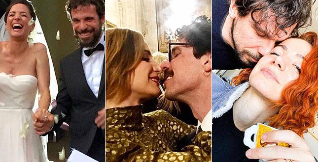 Andrea Delogu e Francesco Montanari, il matrimonio è (già) al capolinea… e pensare che si erano sposati due volte –