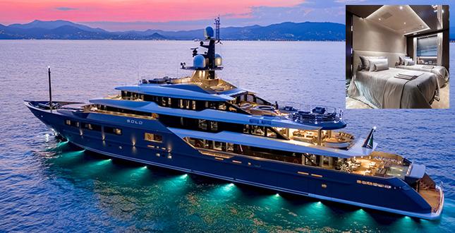 Carlo De Benedetti si regala un nuovo mega yacht da 72 metri 63 milioni di euro: altro che crisi da pandemia…