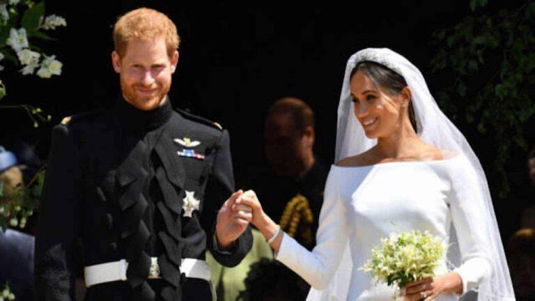 Matrimonio finto io e Harry eravamo già sposati: il racconto di Meghan Markle
