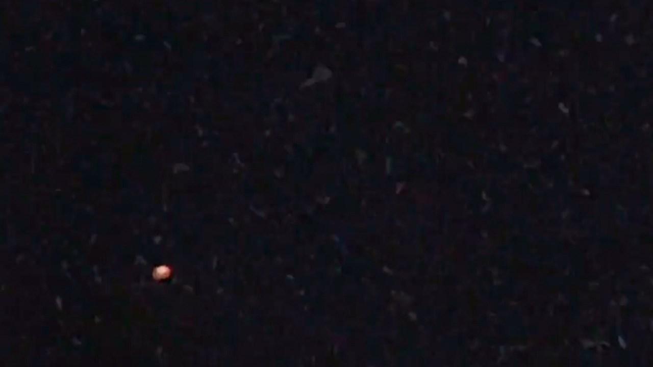 UFO oggetto non identificato avvistato a Ivrea