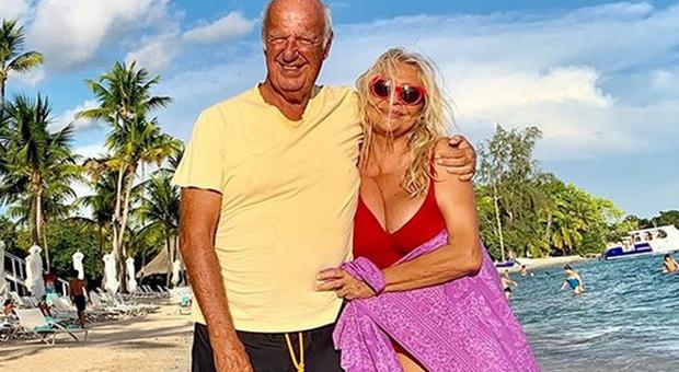 Mara Venier e la Vigilia di Natale: «Soli soletti con Nicola Carraro... non lo vedo da tre mesi»