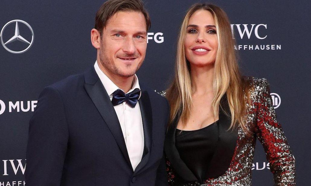 Francesco Totti: «Ilary è tutto per me, è tempo per un quarto figlio»