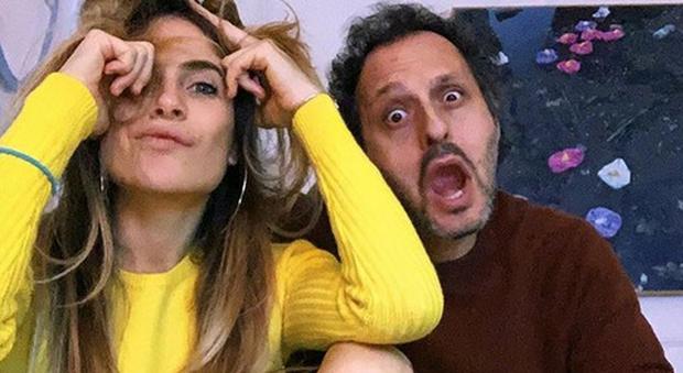 Eleonora Pedron e l'amore per Fabio Troiano: «Serena come non mi capitava da tempo»
