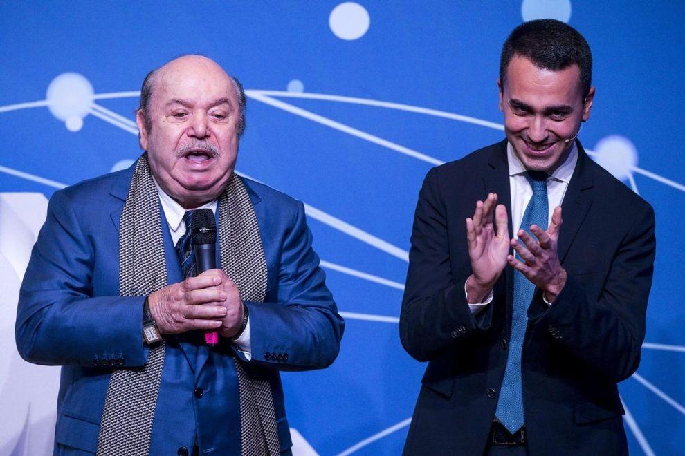 Lino Banfi all'Unesco: «Porterò il sorriso tra i plurilaureati. La Bizona? No, farò uno schema diverso»