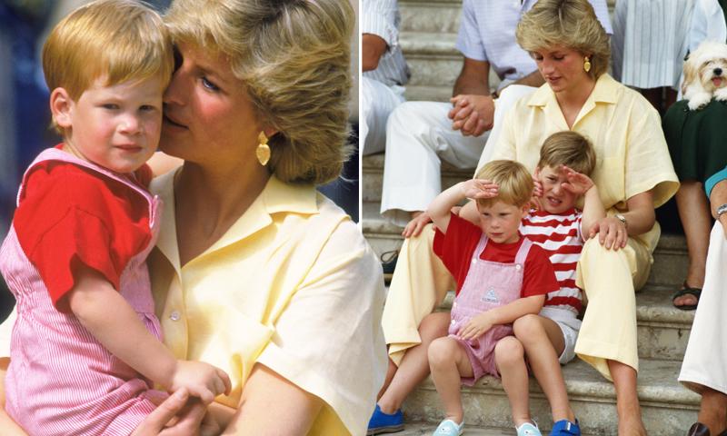 William non deve fare il Re? Le parole di Lady Diana spiazzano: cosa dichiarò sui suoi due figli