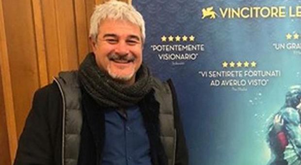 Pino Insegno di nuovo papà: «Festeggio i sessant'anni con il quarto figlio»