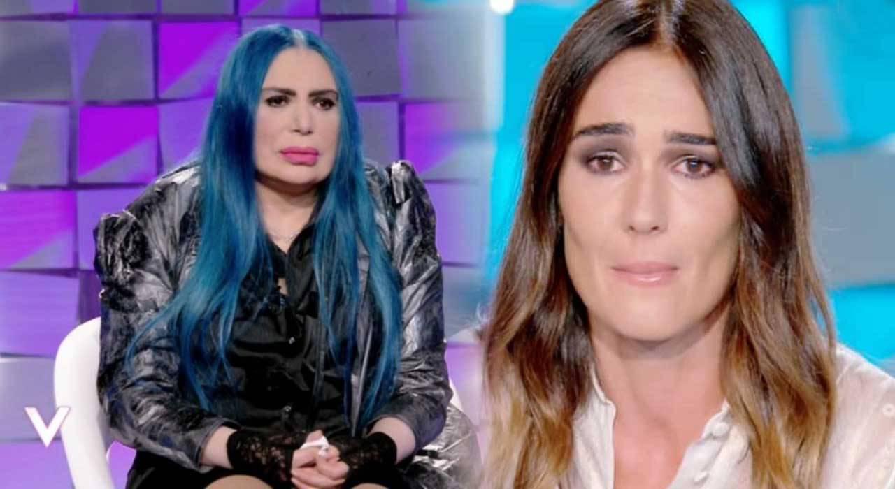 Loredana Bertè, il dramma a Verissimo: «Mi ha chiuso in un appartamento scannatoio e mi ha riempito di botte». Toffanin senza parole