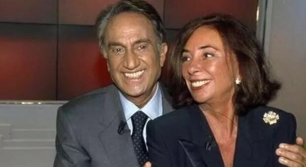 Emilio Fede, morta la moglie Diana De Feo: aveva 84 anni, era stata operata