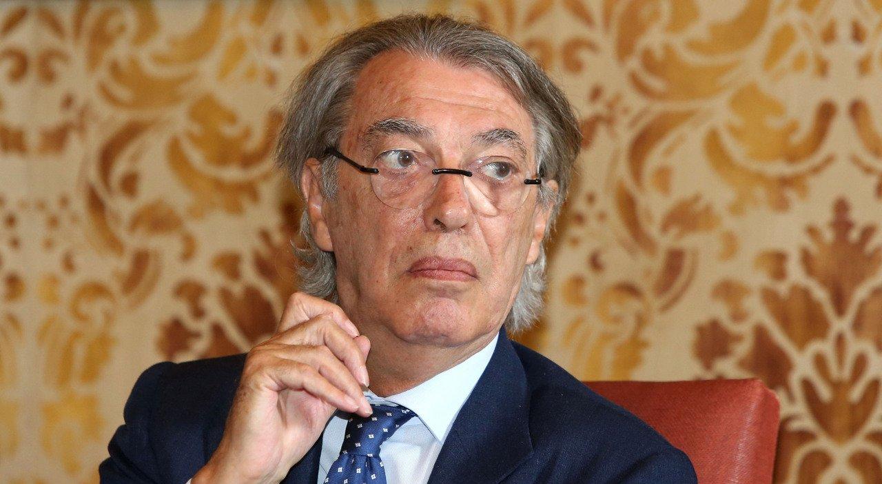 Massimo Moratti cuore d'oro: dona il suo stipendio (1,5 milioni di euro) agli operai in cassa integrazione