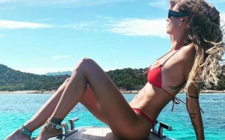 Melissa Satta svela la sua dieta: