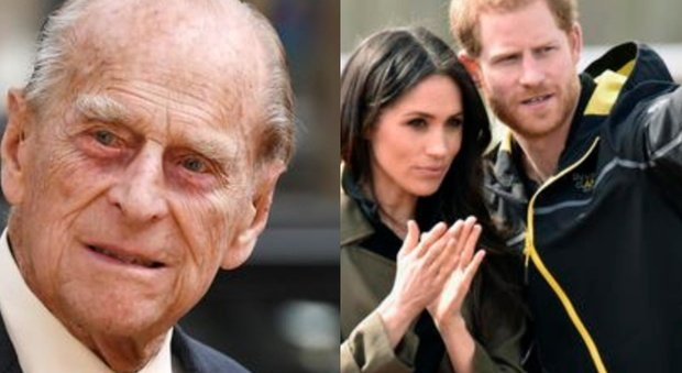 Meghan Markle e Harry, il messaggio di condoglianze per Filippo fa infuriare i follower: «Vergognoso»