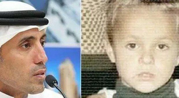 Pomeriggio 5. Mauro Romano, l'appello della mamma allo sceicco: «Sei mio figlio, torna a casa»