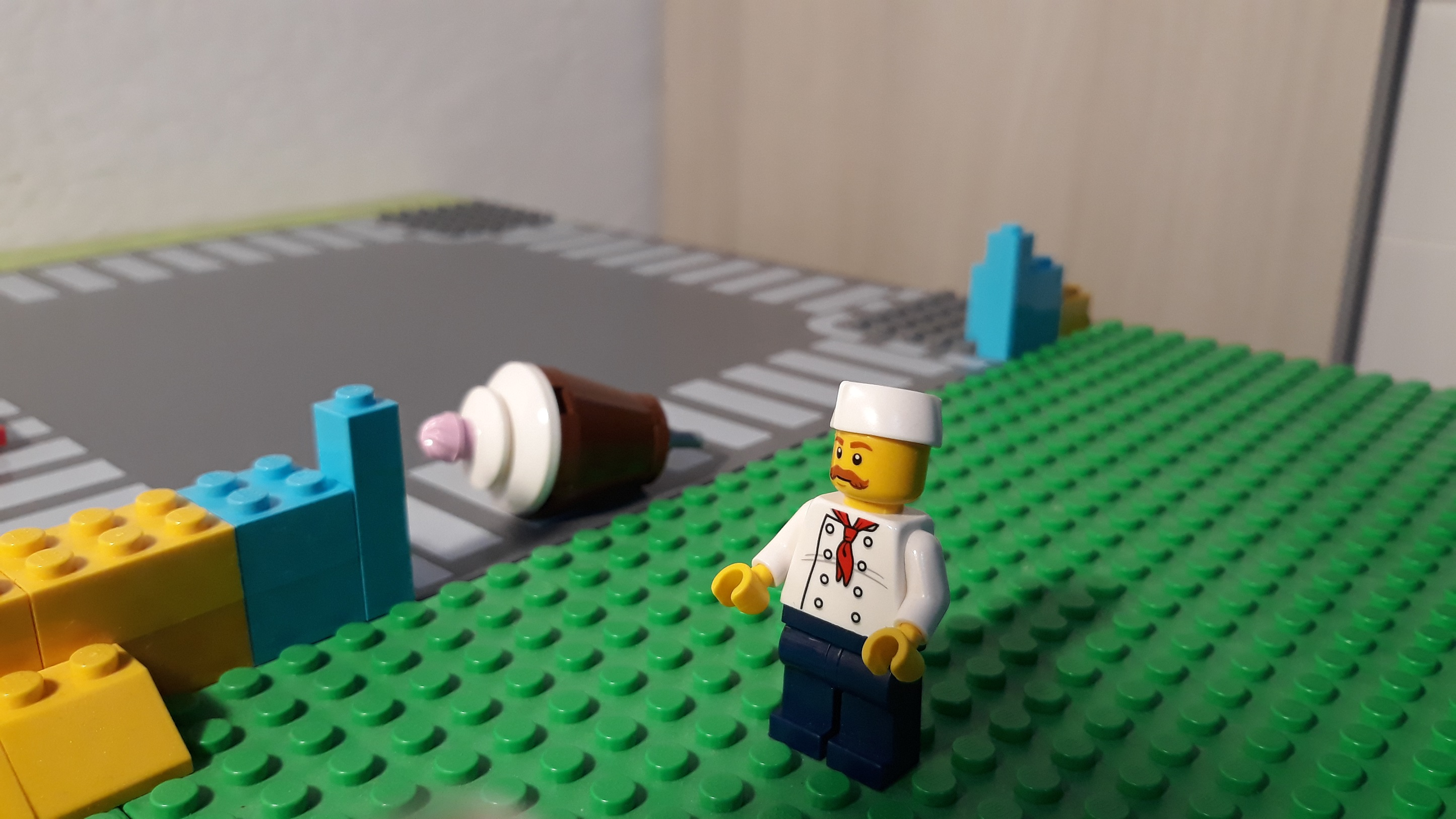 Foto dei miei Lego