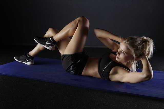 Un corpo sano con la  Ginnastica rinforzante